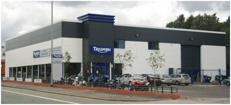 Triumph-Showroom
